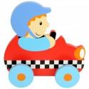 Colgador 2 Pomos coche