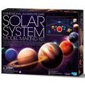 Sistema Solar Móvil 3D