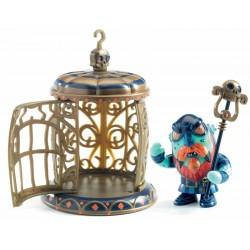 Gnomus & Ze Cage