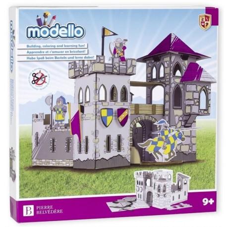 Modello Castillo Medieval