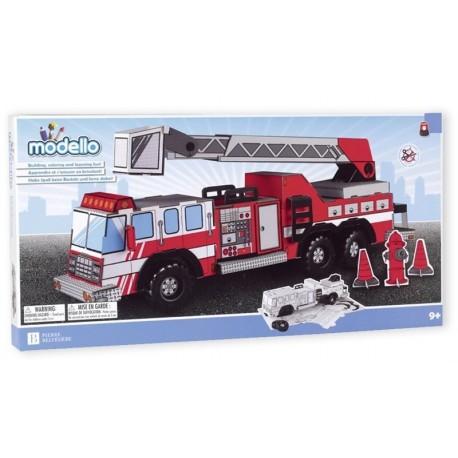 Modello Camión Bomberos