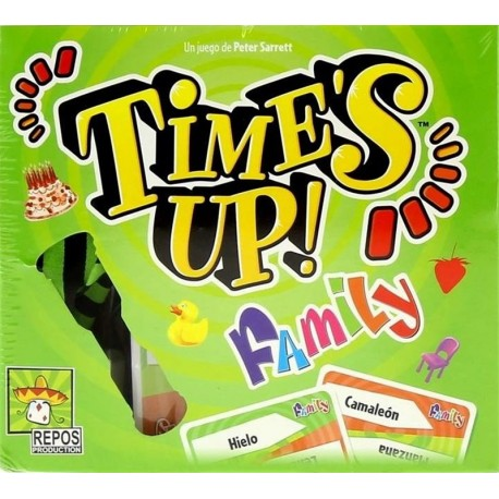 Times Up Family Verde