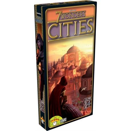 7 Wonders Expansión Cities