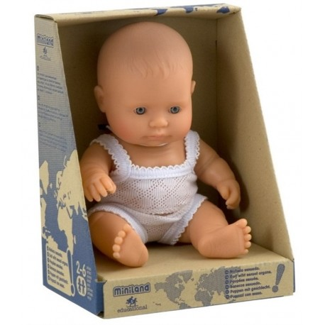 Baby europeo Niño