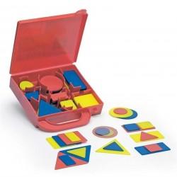 Bloques Lógicos 48 piezas