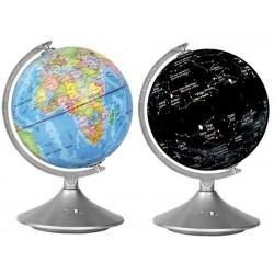 2 En 1 Globo Planeta y Constelaciones