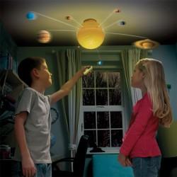 Sistema Solar Iluminado