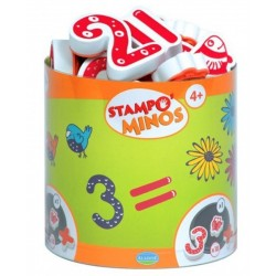 Stampo Minos Números