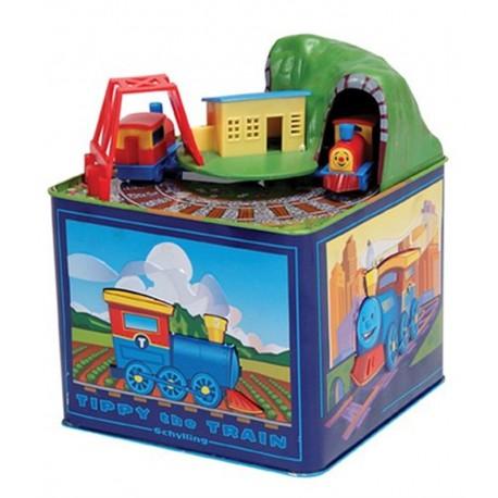Tippy El Tren