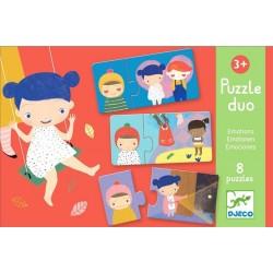 Puzzle Duo Emociones