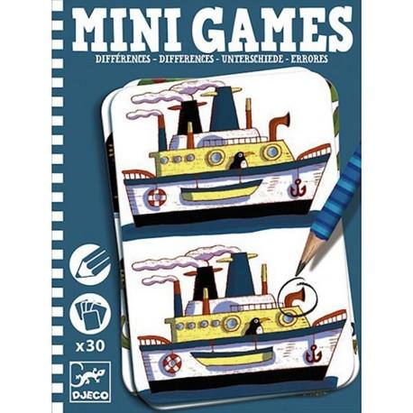 Mini Juegos Errores de Remi