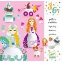 Plastilina Princesas