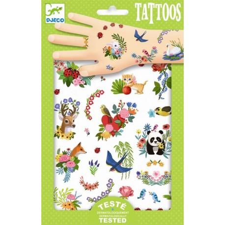 Tatuajes Happy Spring