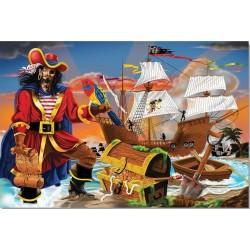 Puzzle Pirata