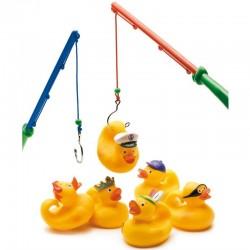 Pesca Patos Amarillos