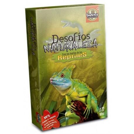 Desafios Naturaleza Reptiles