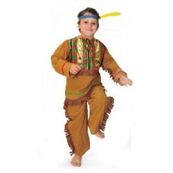Disfraz Indio 6 Años