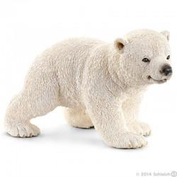 Cria de Oso Polar Corriendo