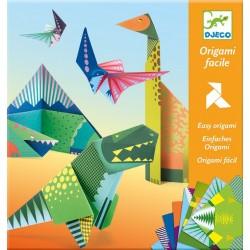 Origami Fácil Dinosaurios