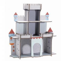 Estantería Castillo Medieval