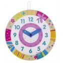 Reloj de Madera Susibelle