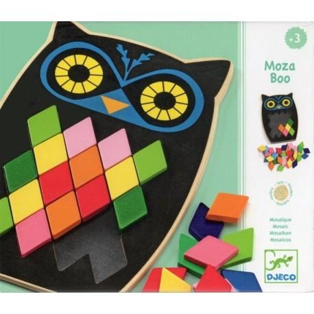 Mosaico Moza Boo