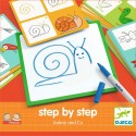 Step By Step Animales And Co
