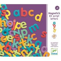 Letras Magnéticas Minúsculas