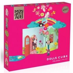 Dolls Cube Villa Jardín