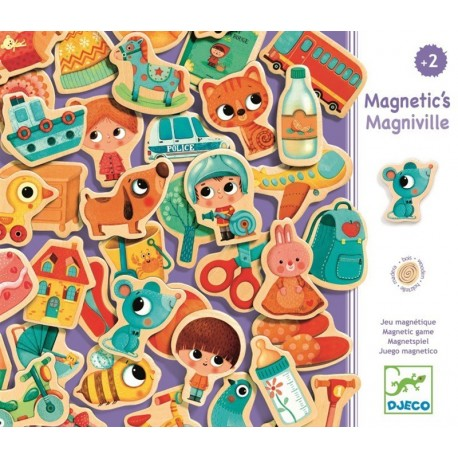 Magniville Magnéticos