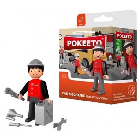 Pokeeto Mecanico Coches + Accesorios