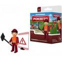 Pokeeto Operario + Accesorios