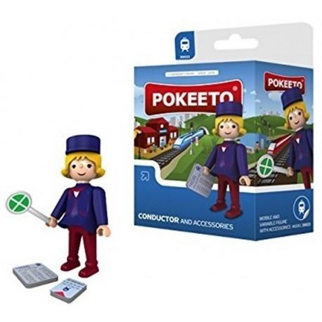 Pokeeto Revisor Tren + Accesorios