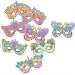Máscaras Princesa Lillifee
