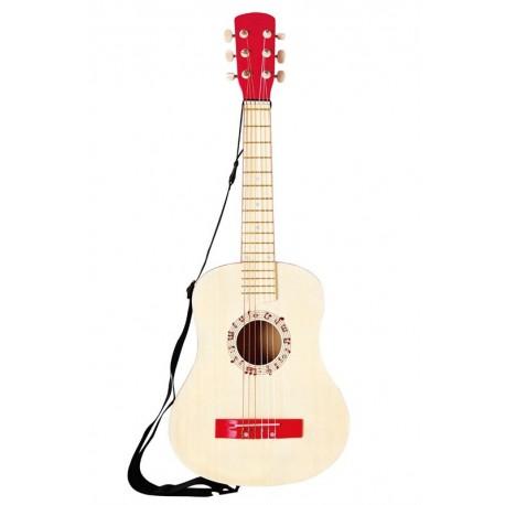 Guitarra Al Rojo Vivo