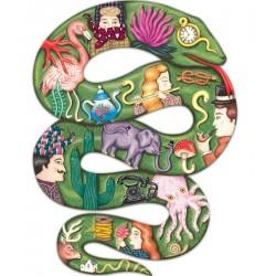 Puzzle Art Boa
