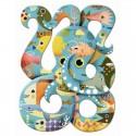 Puzzle Art Octopus
