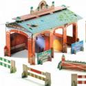 Centro Ecuestre 3D Pop To Play