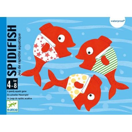 Cartas Spidifish