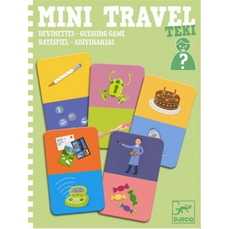 Mini Travel Teki Adivinanzas