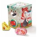 Crunch Box Caja con formas Smart Wonders