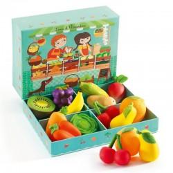 Frutas y Verduras Louis y Clementine
