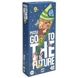 Puzzle Go To The Future