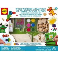 Kit Creaciones de Madera