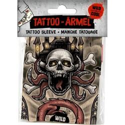 Manga Tatuaje Chulo y Salvaje