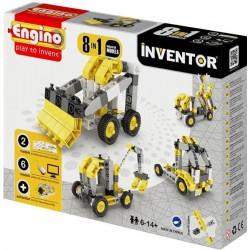 Inventor Industrial 8 Modelos