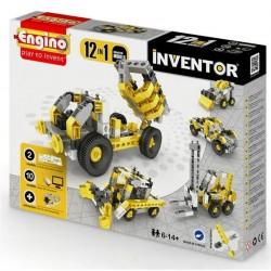 Inventor Industrial 12 modelos