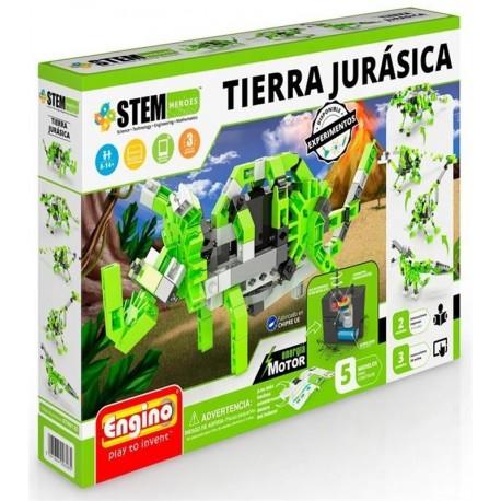 Tierra Jurásica Stem
