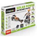 Energía Solar Discovering Stem
