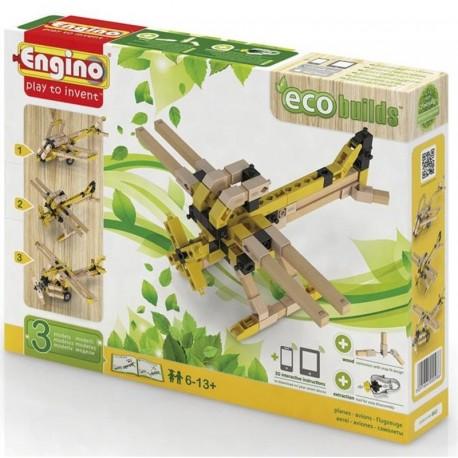 Construye Eco Aviones